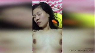 amateur) Busty Vietnamese Milf Gets Fucked By Her Husband at Place 14 Min